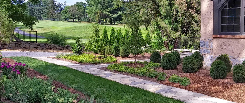 Grove Park/Kellman Residence Entry Walk