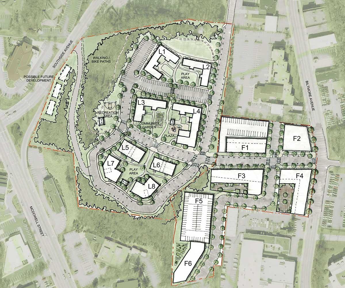 Lee Walker Heights Master Plan