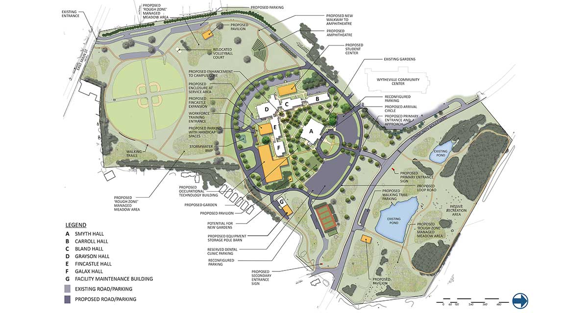 Western Carolina Community College Master Plan