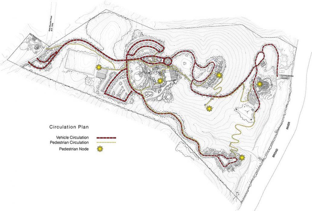 Crossroads Circulation Plan