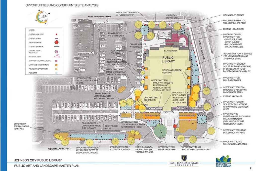 JC Public Library_Public Art Master Plan